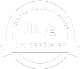 Norman Nielsen Group - UX Certified
