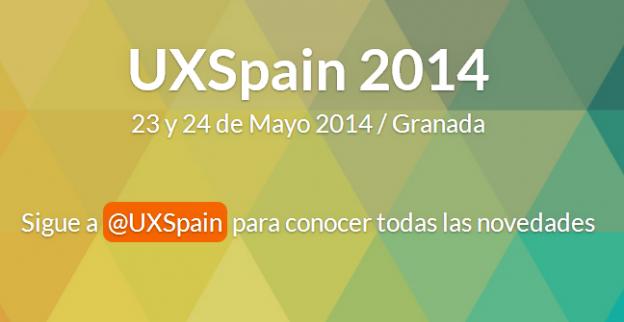 ux Spain 2014