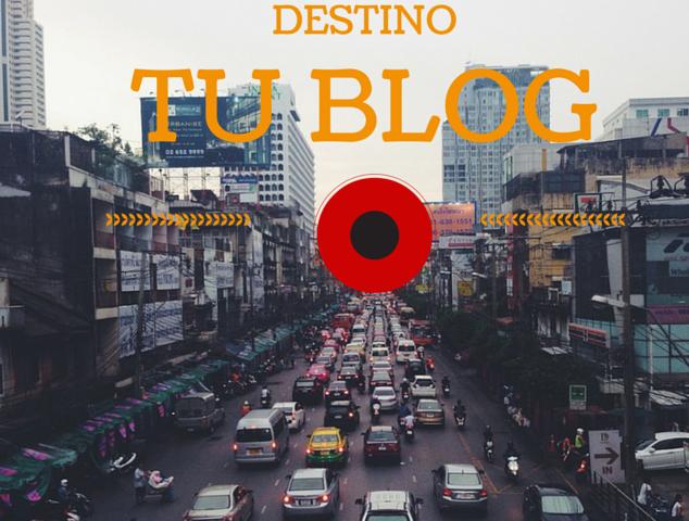 Aumentar tráfico de tu blog