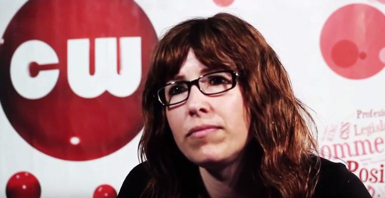 Entrevista Sandra Navarro Congreso Web 2013