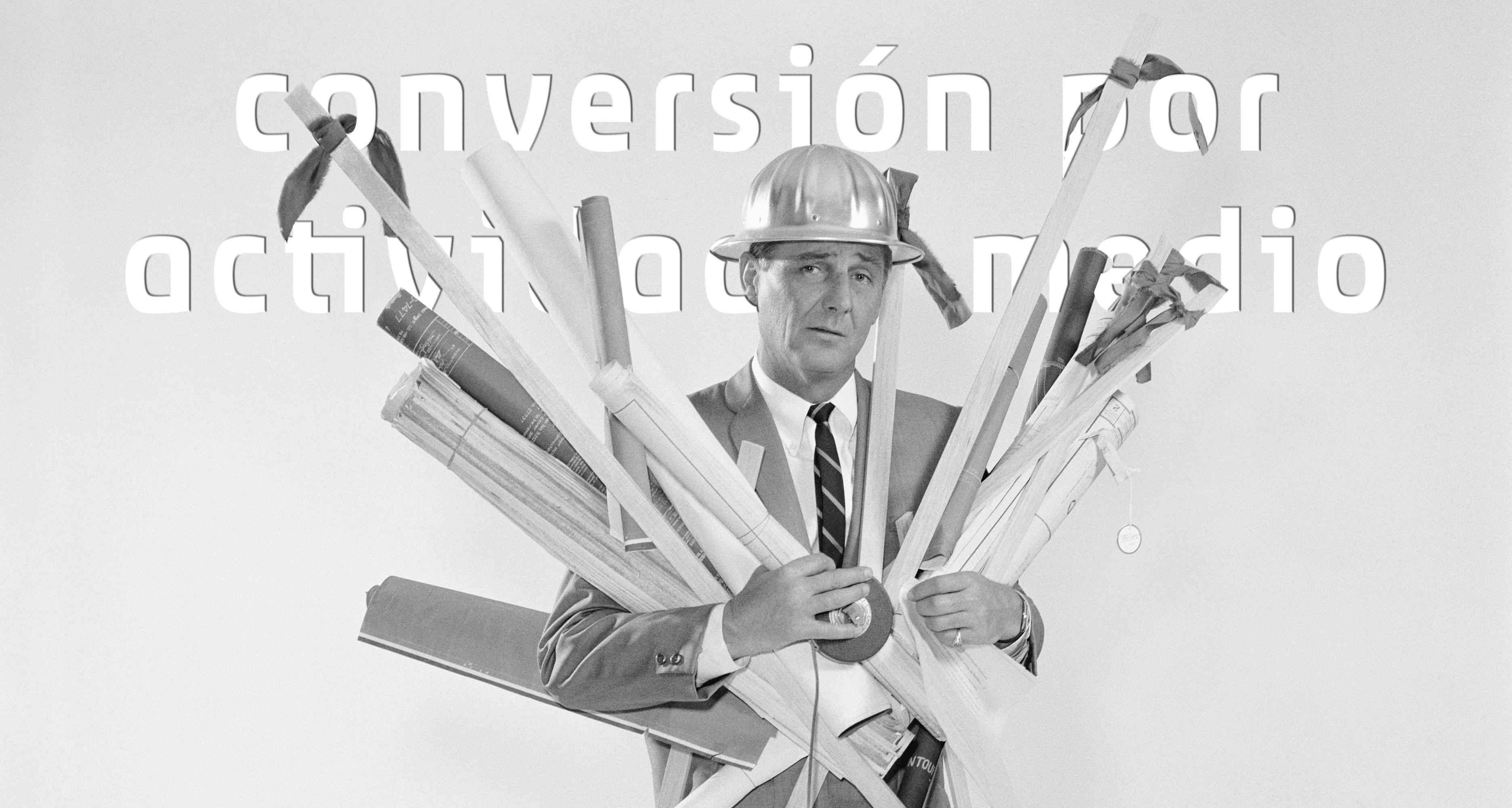 destacada ratio conversión por actividad medio y dispositivo