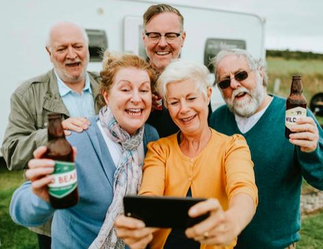 UX para mayores de 60 años - Flat 101